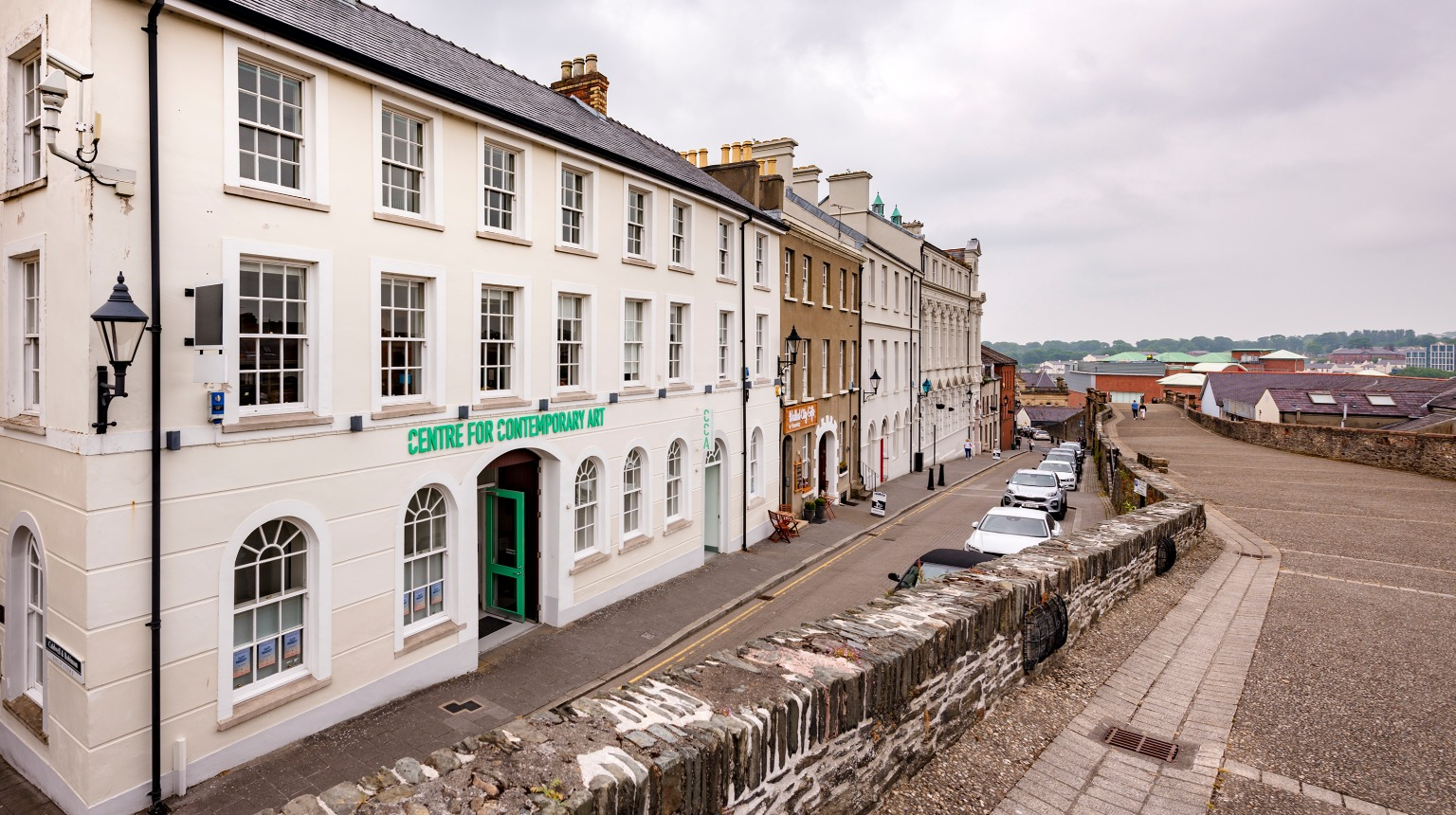 CCA Derry~Londonderry, Museum of the Year finalist, 2021