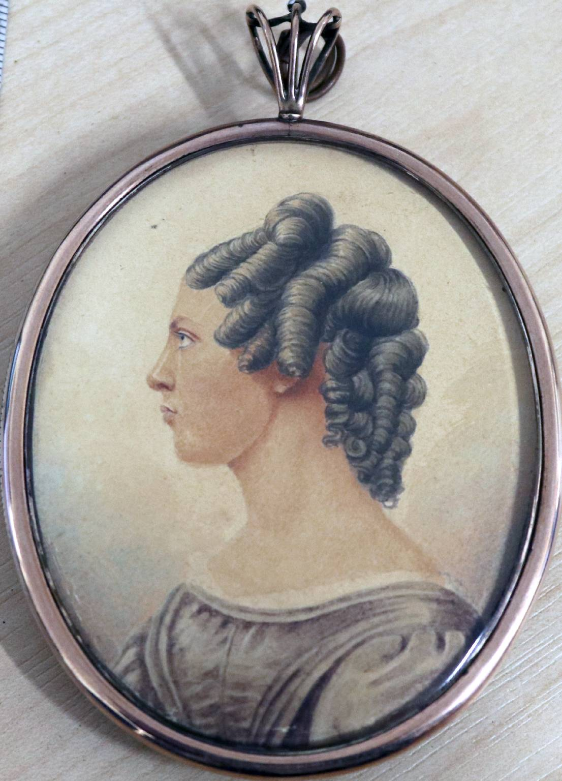 Portraits and archive relating to the Fanshawe family