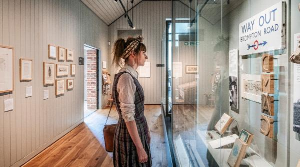 Ditchling Museum of Art + Craft, 2014