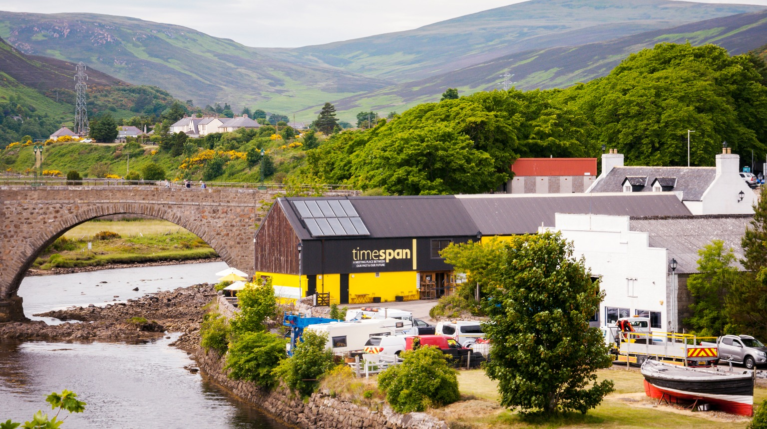 Timespan, Helmsdale, Museum of the Year finalist, 2021