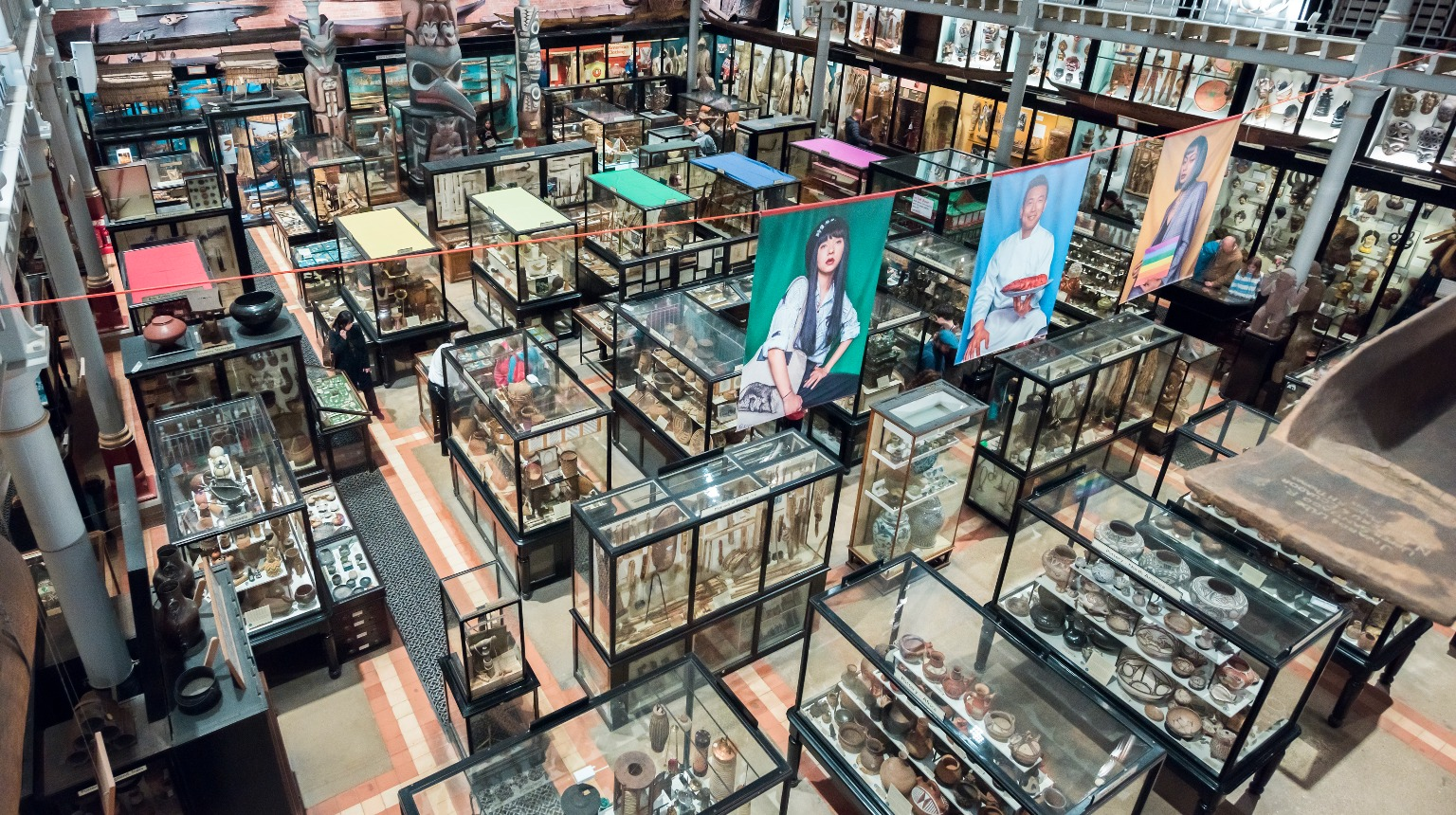 Pitt Rivers Museum, Oxford, Museum of the Year 2019 Finalist