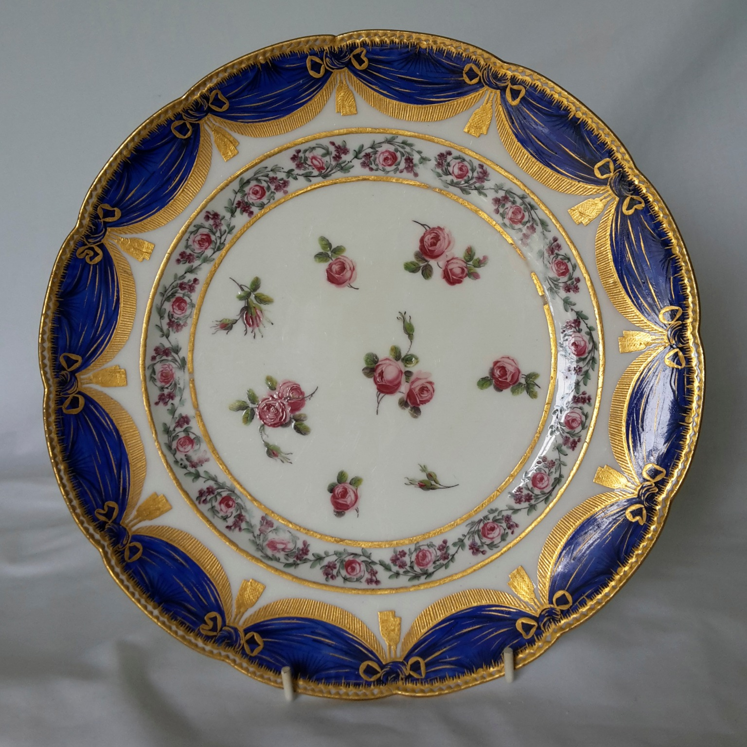 A collection of Chelsea-Derby porcelain, 1770-1785, Royal Crown Derby Museum, Art Funded 2016