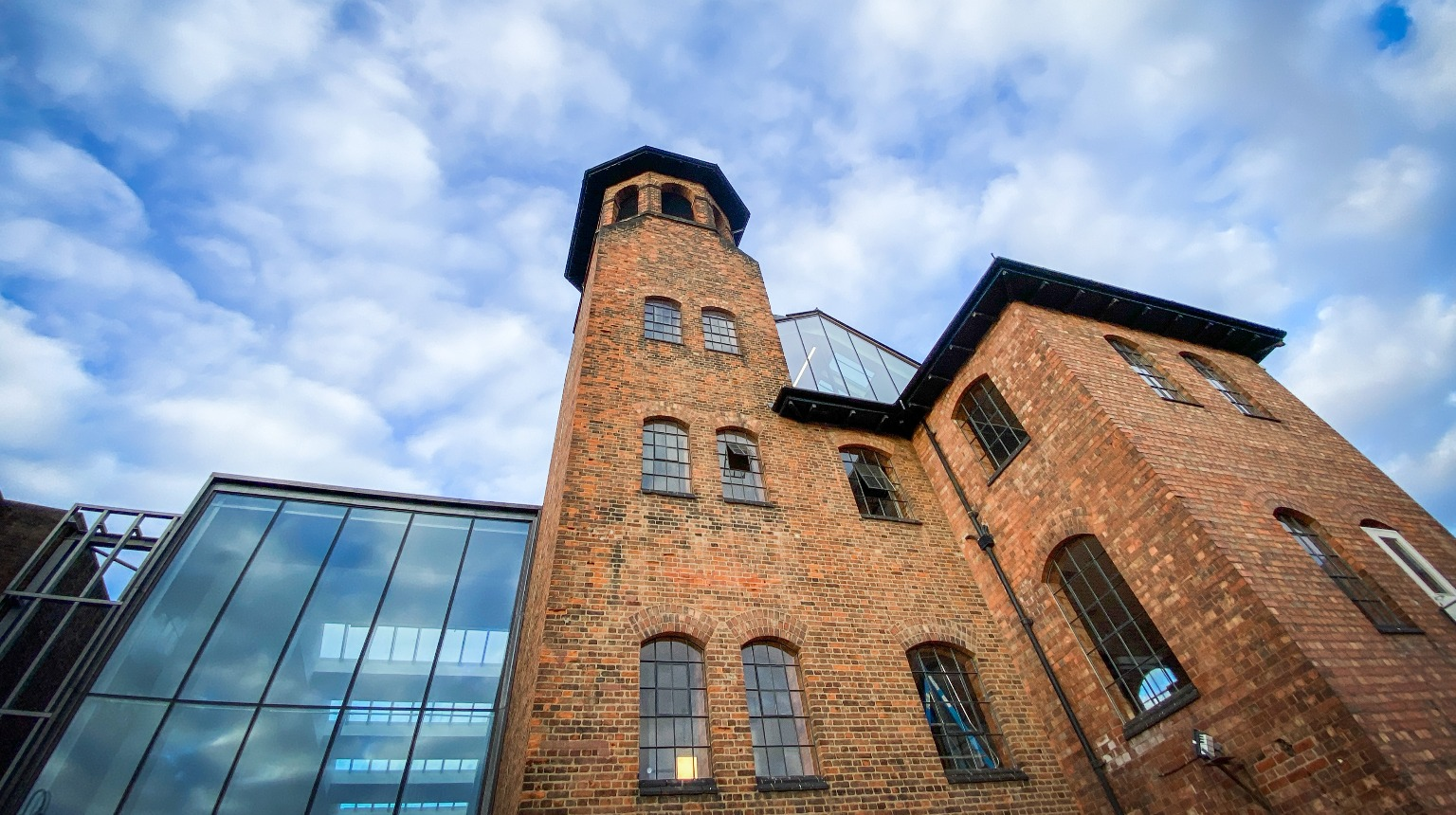 Museum of Making at Derby Silk Mill